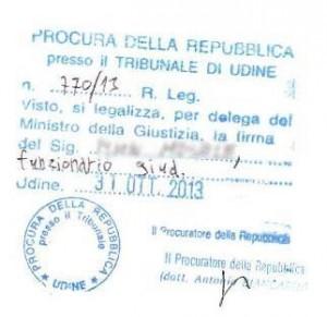 Traduzioni Legalizzate In Tutta Italia Tra Cui Milano Roma
